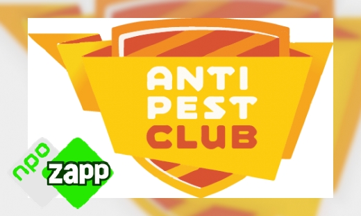 Plaatje Anti Pest Club
