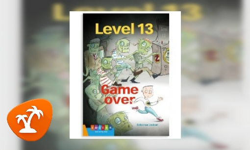 Plaatje Level 13 Game Over (VakantieBieb)