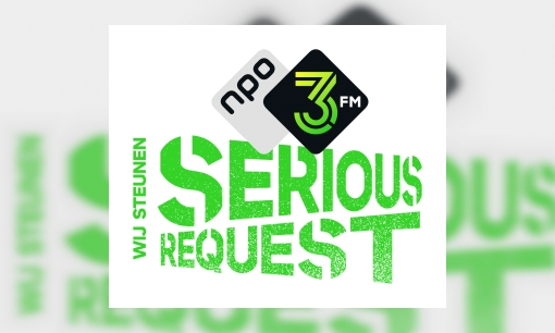 Plaatje Serious Request 2019: the lifeline