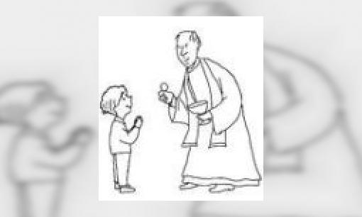 Kleurplaten Eucharistie.Jeugdbieb