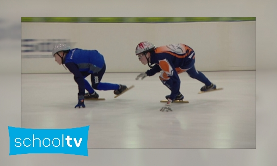 Plaatje Wat is shorttrack?