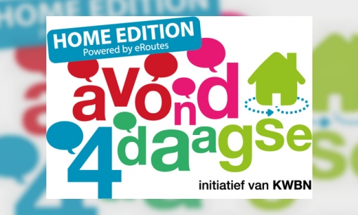 Plaatje Avond4daagse - Home Edition