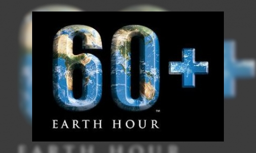 Plaatje Earth hour