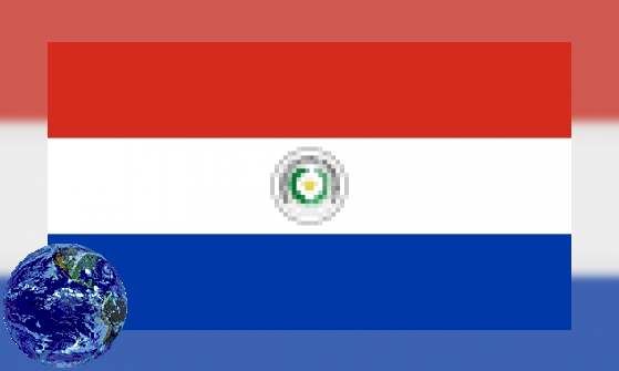 Plaatje Paraguay