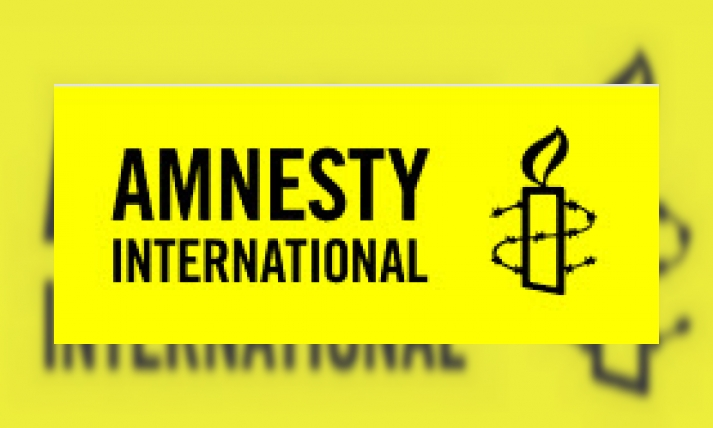 Plaatje Amnesty International