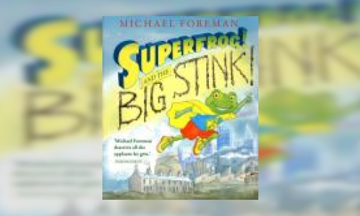 Plaatje Superfrog and the big stink
