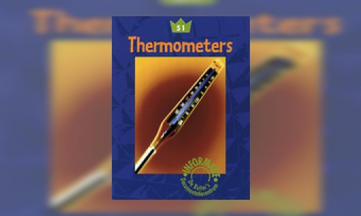 Plaatje Thermometers