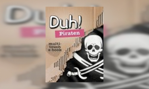 Plaatje Duh! Piraten (e-book)