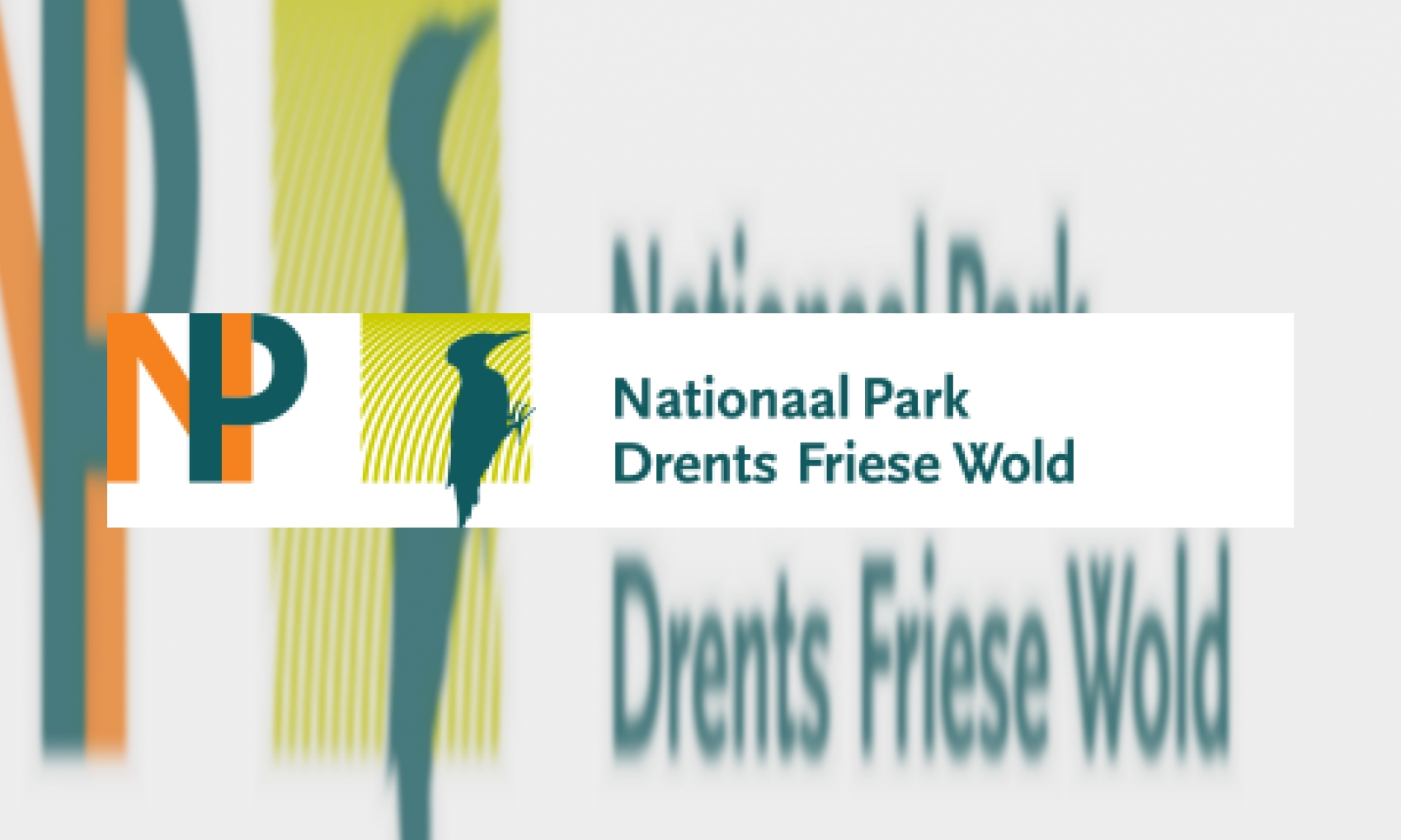 Plaatje Nationaal park Drents-Friese Wold
