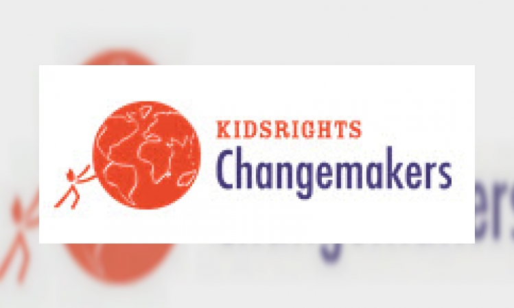 Plaatje De KidsRights Changemakers Movement