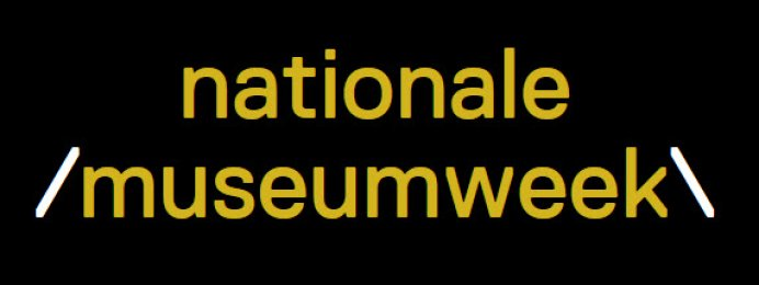Digitale Nationale museumweek
