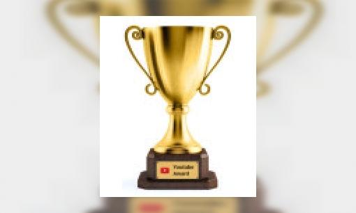 Prijzenfeest voor youtubers