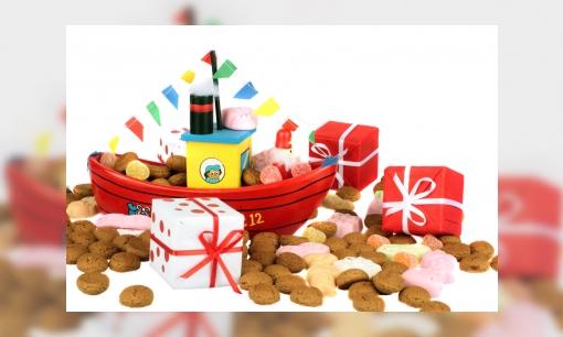 Sinterklaas komt aan in Dokkum