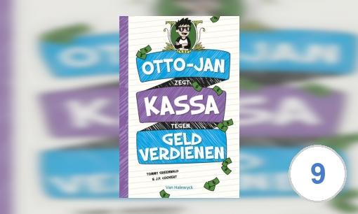 Otto-Jan zegt KASSA tegen geld verdienen