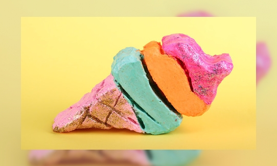 Zo maak je een ice cream squishy