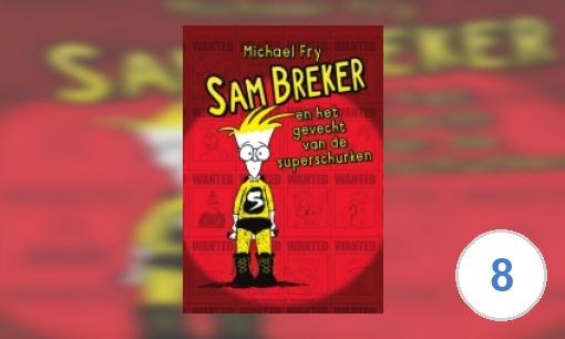 Sam Breker en het gevecht van de superschurken