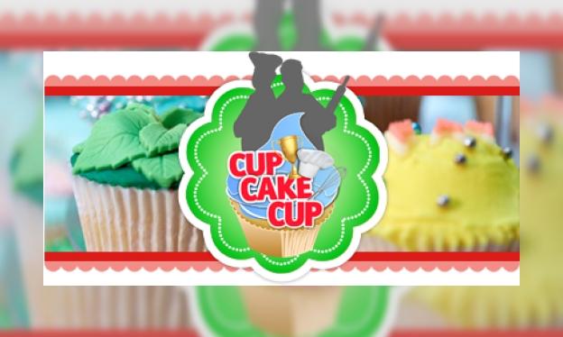 Sophie wint CupCakeCup