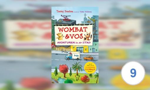 Wombat & Vos - avonturen in de stad