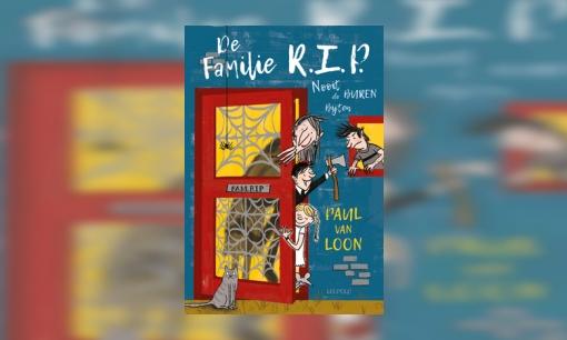 Prijs voor luisterboek De Familie R.I.P.