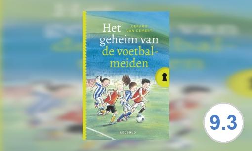 Het geheim van de voetbalmeiden