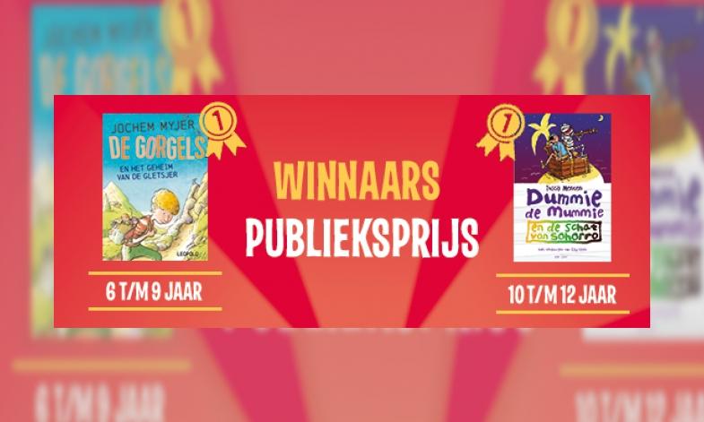 Prijzen Kinderjury uitgereikt