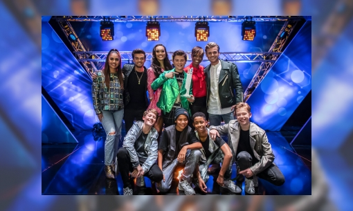 Matheu wint Junior Songfestival