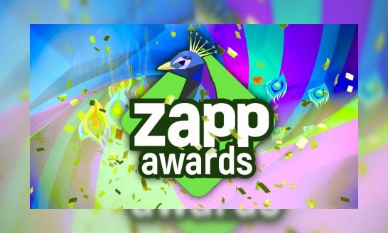 Welk jeugdprogramma wint een Zapp Award?