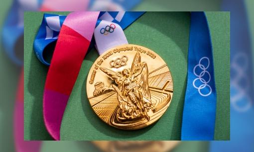 Gouden medailles in Tokio