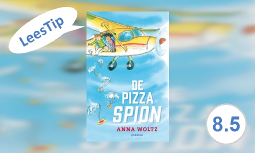 Plaatje De pizza-spion